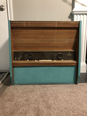 1960s Telefunken stereo console for Sale in Franklin, TN