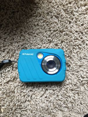 Polaroid 16MP Waterproof Digital Camera for Sale in Sarasota, FL