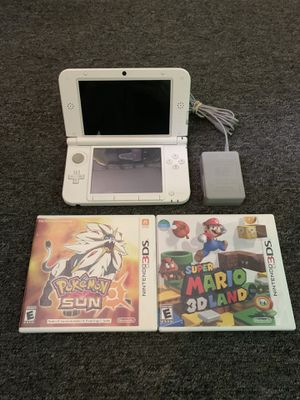Nintendo 3DS XL With Games for Sale in Lakewood, OH