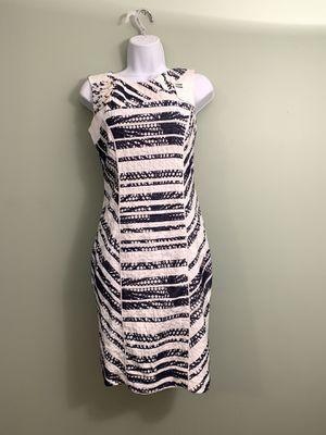 Viabellucci Italian dress size 0 blue white for Sale in Franklin, TN