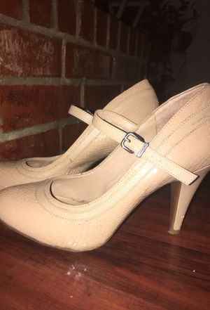 Gianni Bini tan heel for Sale in Rowlett, TX