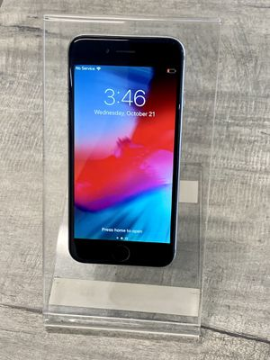iPhone 6 Silver 128GB Unlocked for any Carrier for Sale in Hawthorne, CA