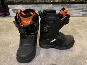 Hmk summit boots boa for Sale in Gladstone, OR