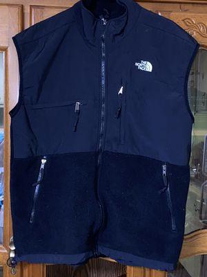 The NORTH FACE Denali Vest Black Fleece Polartec Sleeveless Jacket Vintage for Sale in Cedartown, GA
