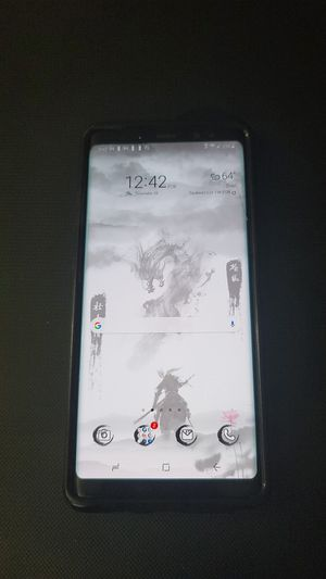 Verizon Galaxy note 8 $250 for Sale in Upland, CA
