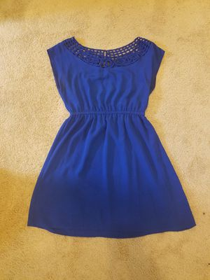 Royal blue dress for Sale in Washington, DC