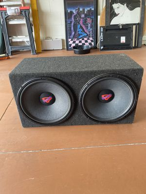 15* subwoofers for Sale in Vero Beach, FL