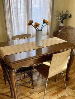 Expandable Wood Table for Sale in Portland,  OR