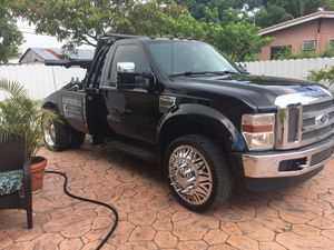 2008 Ford f450 towing for Sale in Hialeah, FL