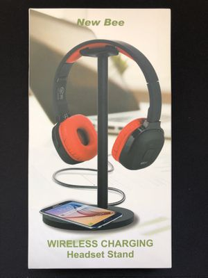 Wireless Charger Headphone Stand for Sale in Los Angeles, CA