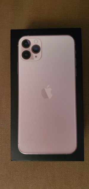 New iphone 11 Pro max 256GB verizon for Sale in Erial, NJ