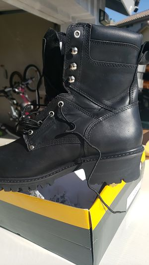 ad tec work boots for Sale in Calimesa, CA