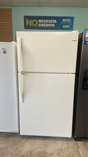 NEW APARTMENT SIZE 2 DOOR REFRIGERATOR for Sale in Loma Linda, CA