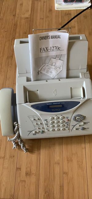 Brother IntelliFAX 1270e for Sale in Hoffman Estates, IL