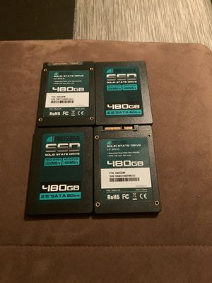 INLAND PRO 480 GB SSD DRIVES (read details) for Sale in Chicago, IL