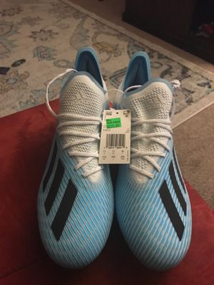 Adidas X 19.1 Soccer Cleats Size 11.5 for Sale in Alexandria, VA