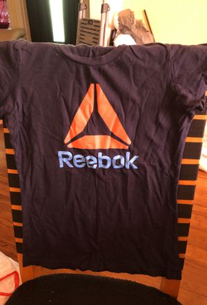 reebok shirt small for Sale in West Palm Beach, FL