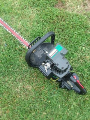 Craftsman hedge clippers for Sale in Newport News, VA