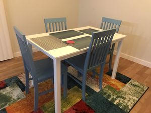 Dining table and chairs for sale for Sale in Alameda, CA