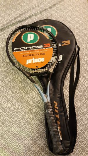 Tennis racket new for Sale in Boston, MA