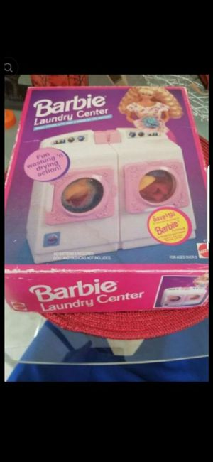 VINTAGE BARBIE LAUNDRY CENTER! for Sale in Delray Beach, FL