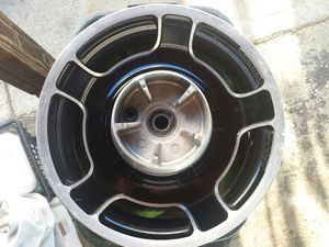 Harley Davidson rear wheel $50 for Sale in Pittsburgh, PA