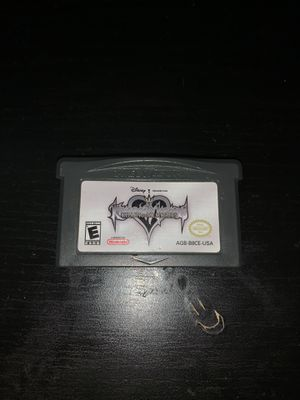 Kingdom Hearts: Chain of Memories GBA for Sale in Chula Vista, CA