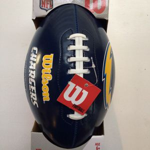 L.A. Chargers NFL City Pride Football by Wilson (New in Box) for Sale in Nashville, TN
