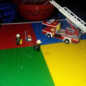 Lego 60107 Firetruck for Sale in Virginia Beach, VA