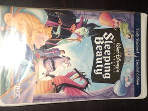 Class Disney VHS Collection for Sale in Dallas, TX