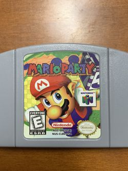 Mario Party Nintendo 64 for Sale in Hialeah,  FL