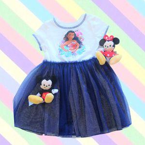 Disney Moana tutu dress for Sale in Ontario, CA