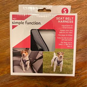 Dog Seat Belt Harness - Pet Puppy Doggy Car Safety for Sale in Cypress, TX