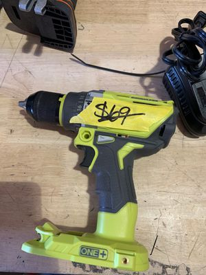 Brushless hammer drill driver 18v for Sale in Phoenix, AZ