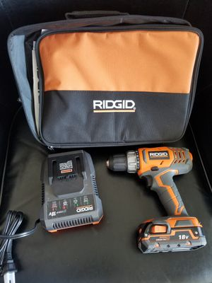 Ridgid for Sale in Wasco, CA