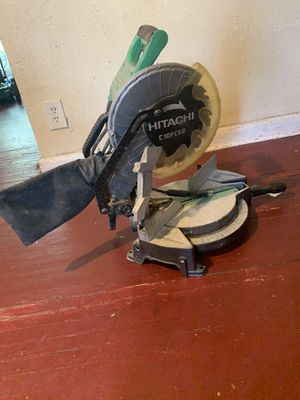 Hitachi table saw for Sale in Kansas City, MO