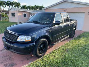 2002 Ford F-150 for Sale in Miami, FL