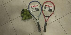 Tennis Rackets for Sale in Palm Beach Gardens, FL