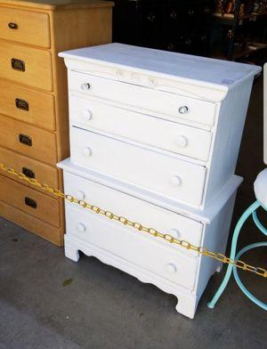 White dresser $139 for Sale in La Mesa, CA
