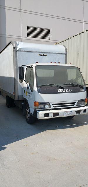 1997 Isuzu NPR diesel for Sale in Jurupa Valley, CA