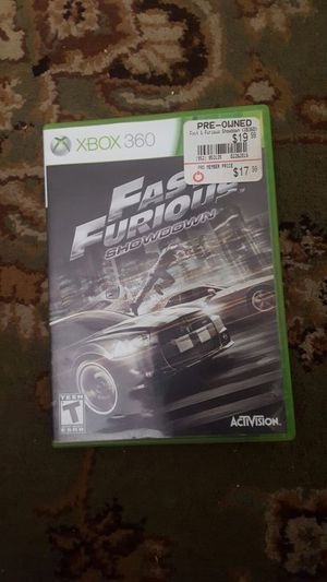 fast and the furious showdown for Sale in Sanger, CA