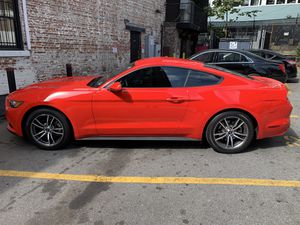 2017 Mustang Ecoboost , Race Red with 34600 miles for Sale in Dunwoody, GA