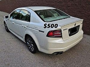 Low price$5OO 2005 Acura TL for Sale in Norfolk, VA