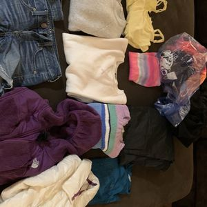 Large Lot Of Brand Name Girls Size 14/16 Clothes for Sale in Montesano, WA