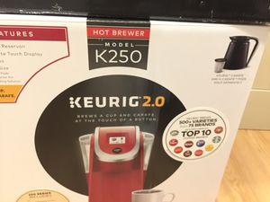 Keurig 2.0 Used for Sale in Poteet, TX