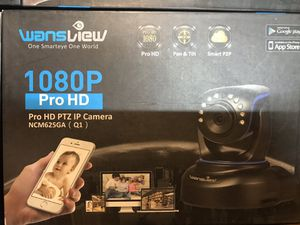 Wansview 1080P Pro HD IP Camera for Sale in Hacienda Heights, CA