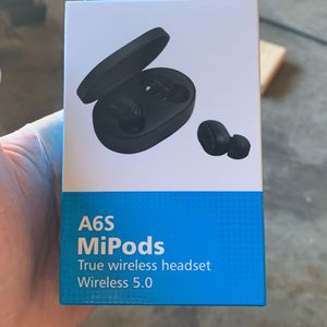 A6S MiPods brand new unopened box 9 Left for Sale in Fort Myers, FL