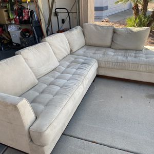 Tan Sectional Couch for Sale in Glendale, AZ