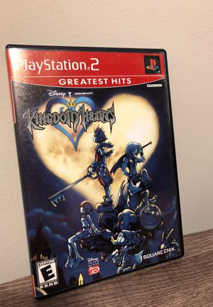 Kingdom Hearts PS2 Game for Sale in Union City, GA