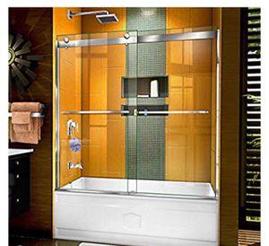 Slide bathtub/shower door for Sale in Bothell, WA